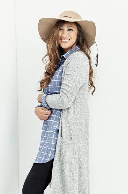 Light as a Feather Floppy Hat - Good Row Clothing  - 1