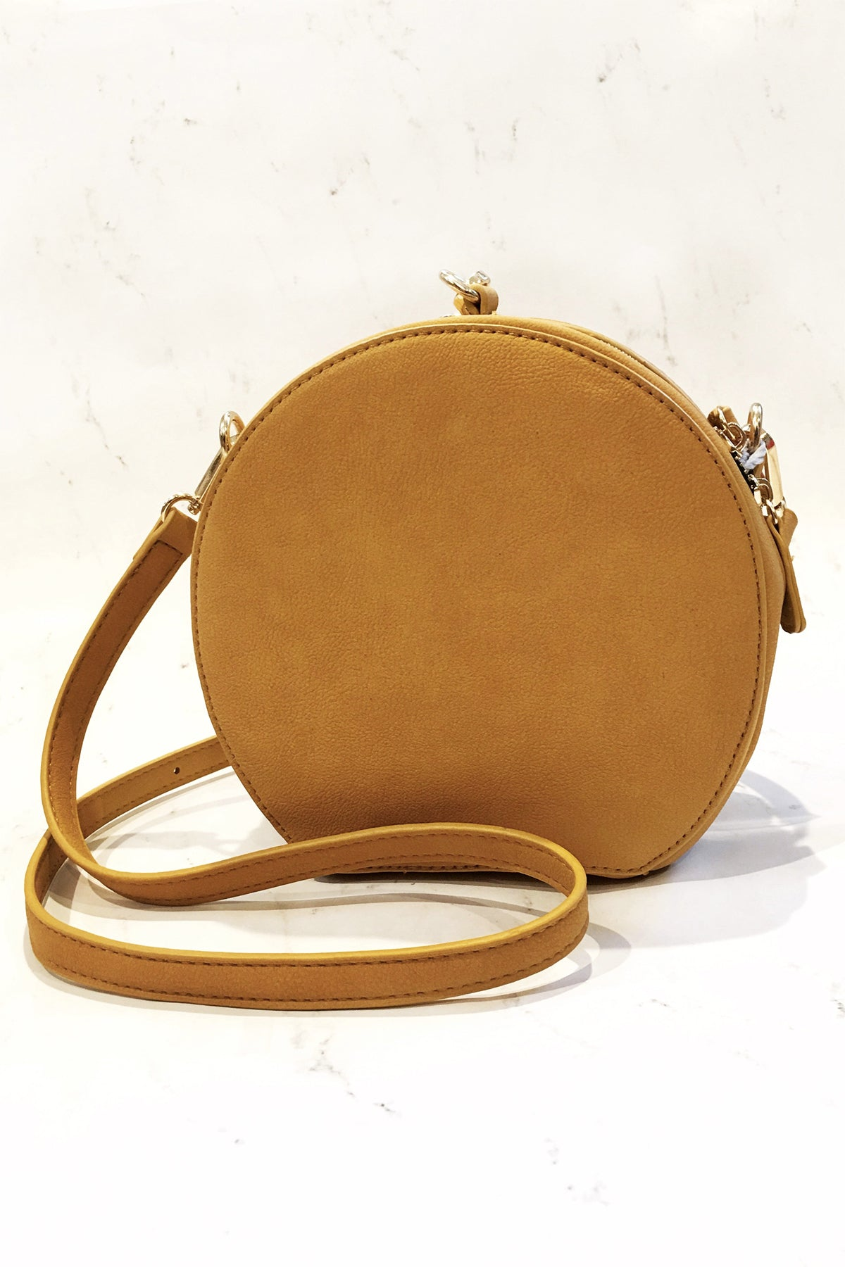 Sweet Melody Crossbody in Yellow
