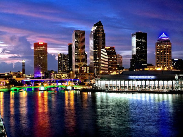 Guide to Tampa & #CFB Championship 2016