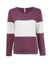 Austin Colorblocked Sweatshirt