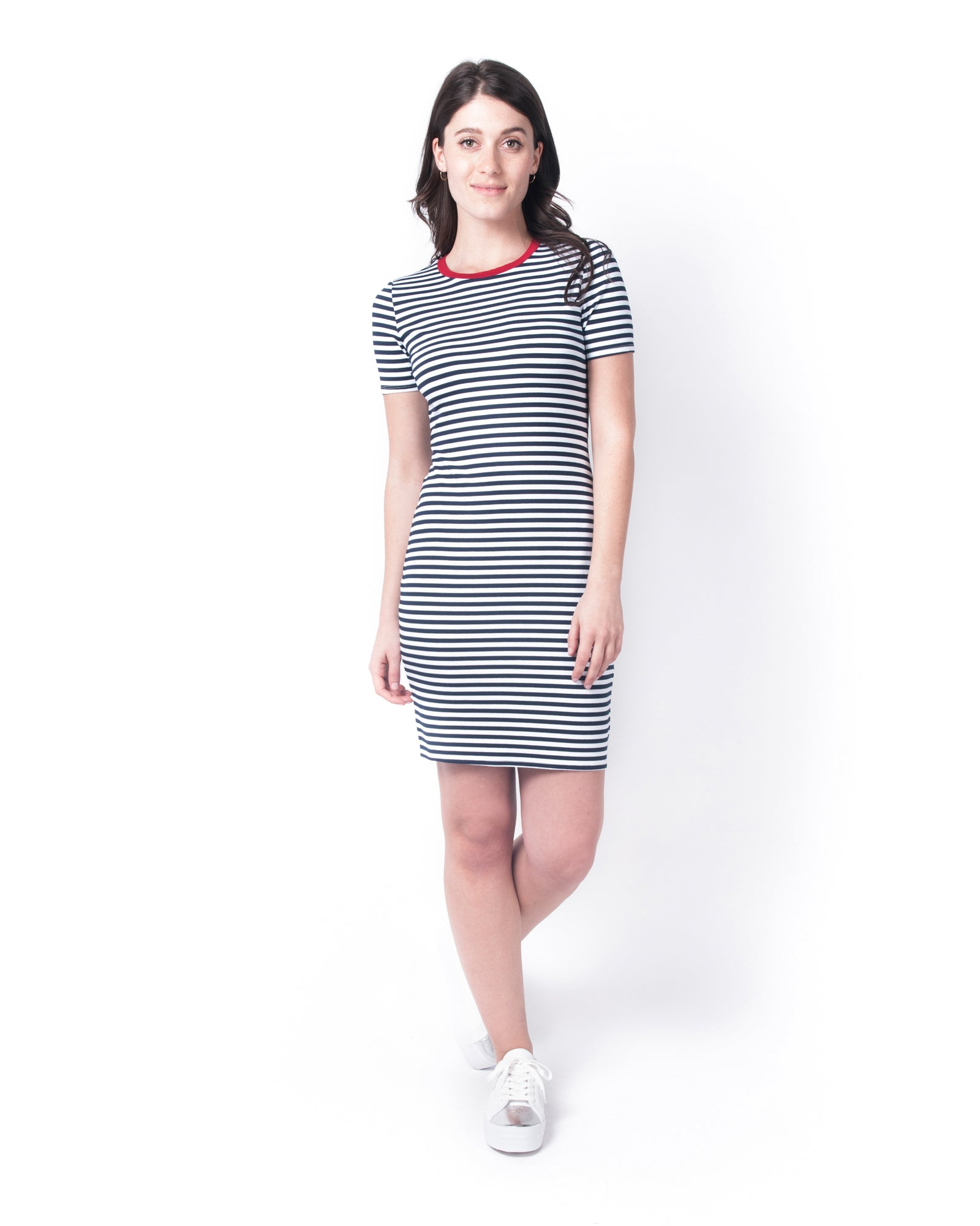 47c1571282 Betty T-Shirt Dress – JANEHUDSON