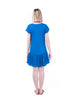 Gametime Peplum Dress