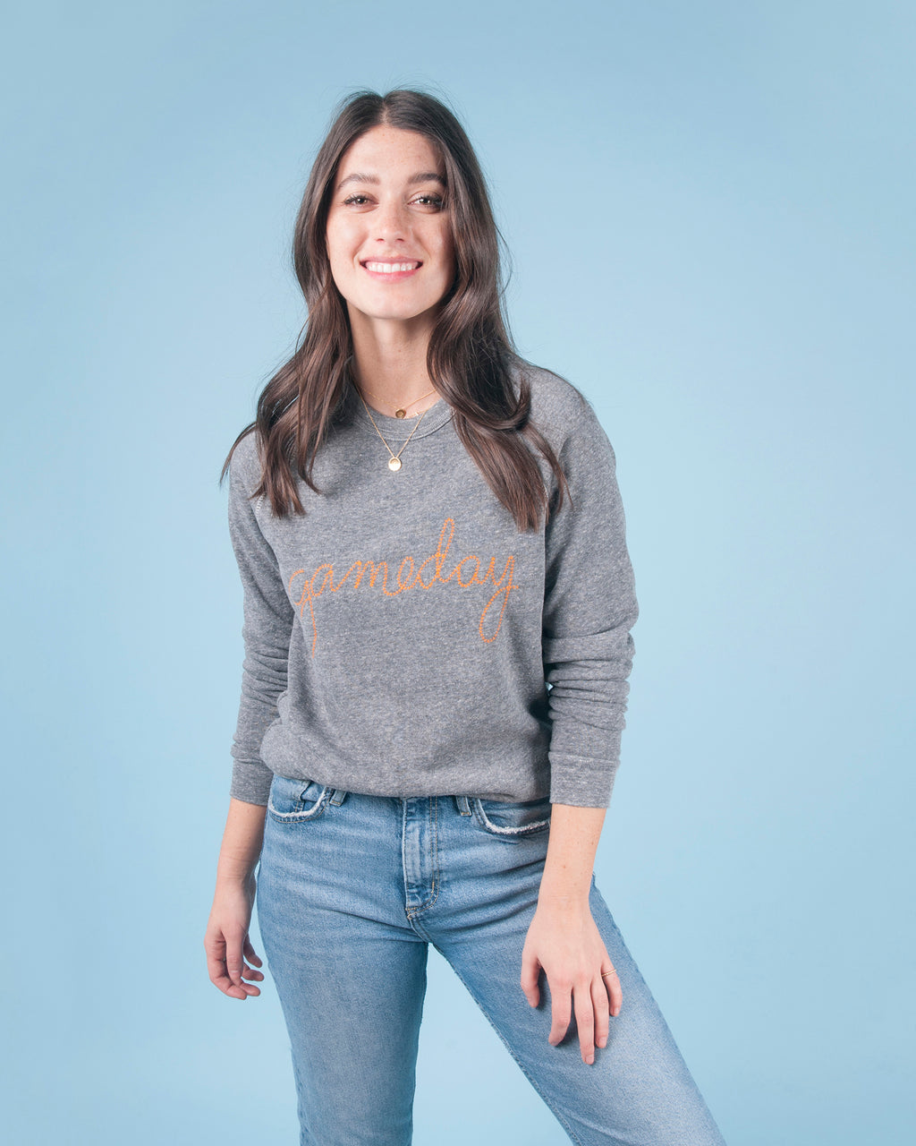 """gameday"" Sweatshirt"