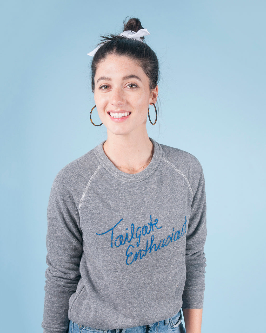 """Tailgate Enthusiast"" Sweatshirt"