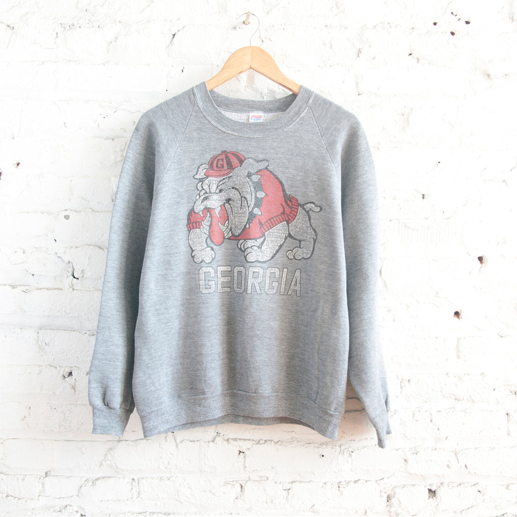 University of Georgia Grey Sweatshirt