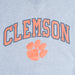 Clemson Tigers Heather Grey Sweatshirt