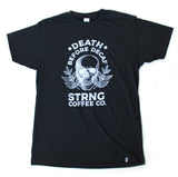 Death Before Decaf v3 Tee