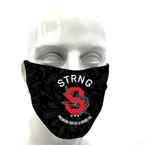 STRNG Washable Protection Mask