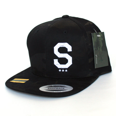 The S Snapback Camo Collection