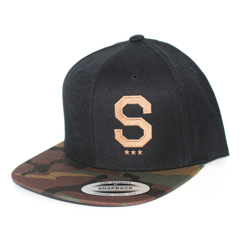 The S Snapback Two Tones Collection