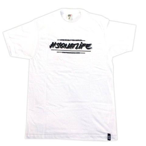 #SQUATLIFE T-SHIRT