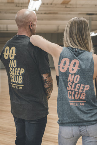 No Sleep Club Unisex Tee