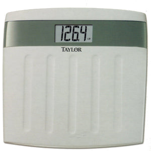 Taylor 7366W Electronic Scale 350lb Capacity w/ Surefoot treads for Stability