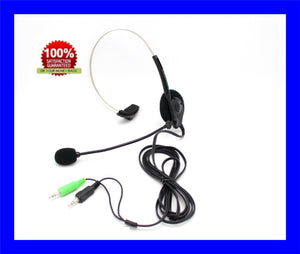 NEW Andrea Anti-Noise Headset for PC & Mac