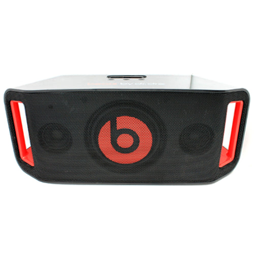 Beats By Dr. Dre Beatbox Portable Wireless Speaker w/ iPod/iPhone Dock Black