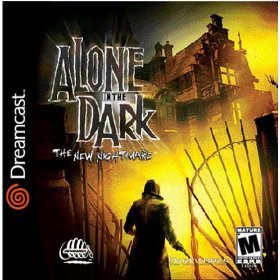 Alone in the Dark 4: The New Nightmare Dreamcast NEW