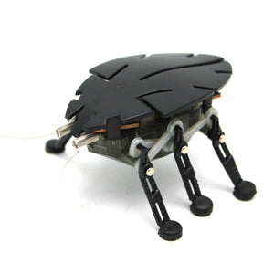 Original Hexbug Delta Micro Robotic Creature Reacts To Touch & Sound Black
