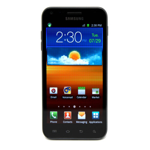 "Samsung Galaxy S II Epic 4G Touch 16GB w/ 8MP & 4.5"" Display For Sprint Black"