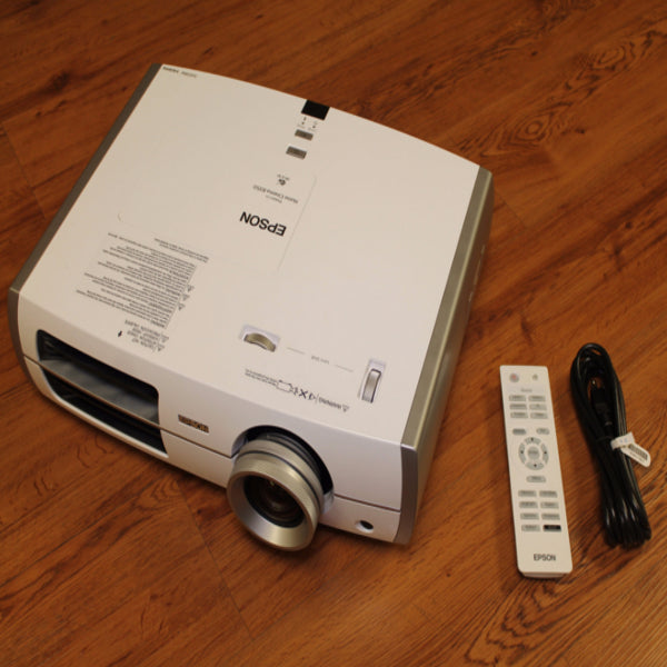Epson PowerLite Home Theater HDMI PC Cinema 8350 LCD 1080P Projector H373A