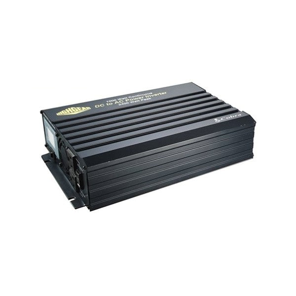 Cobra 1000 Watt to Outlet DC to  AC P Inverter HGPI1000