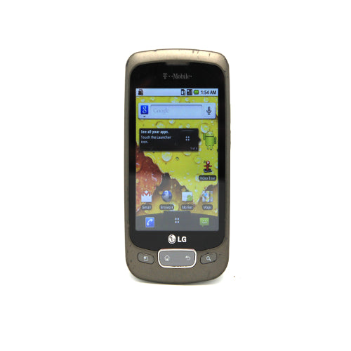 "LG Optimus T LG-P509 With 3G Network 3.2Mp Camera & 3.2"" Display For T-Mobile"