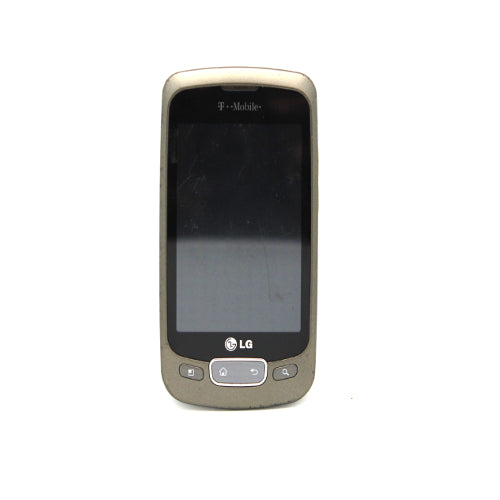 LG Optimus T LG-P509 With 3G Network 3.2Mp Camera Bad LCD SOLD AS IS