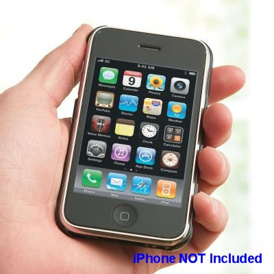 Mogo Talk XD Bluetooth Headset & Case for iPhone 3G 3Gs