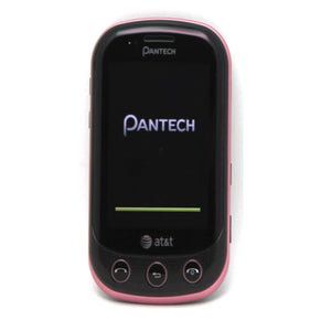 "Pantech Pursuit II P6010 w 2.8"" Display 2MP Camera & QWERTY Keyboard For AT&T"