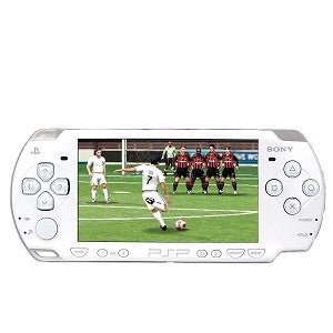 Sony PSP 2001 White Slim Console Star Wars Edition Mint