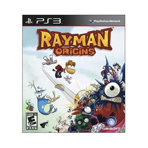 Ubisoft Rayman Origins 60 Levels Plus Platforming Game For PlayStation 3
