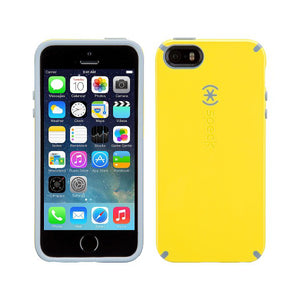 Speck Products CandyShell Case for iPhone 5/5s - Yellow/Gray (SPK-A2682)