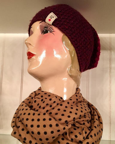 3rclothing upcycled toque