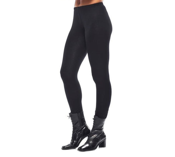 Rapz Ruched Leggings - Black