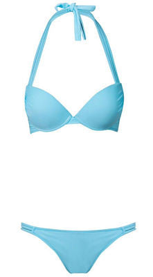 Cyrille Blue Swimsuit