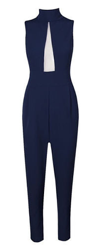 Gwenith Blue Jumpsuit