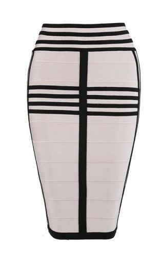 Simran Two Piece Bandage Dress