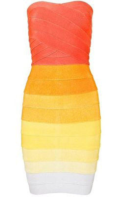 Sydney Mini Bandage Dress