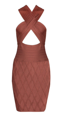 Layvin Bandage Dress
