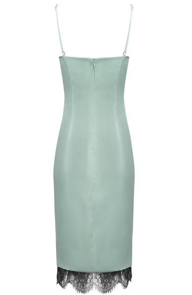 Kristen Mint Green Dress