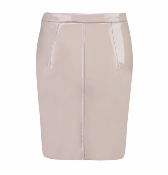 Vikki Mini PU Skirt
