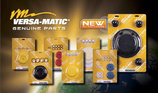 Versamatic Repair Kits and Accsessories