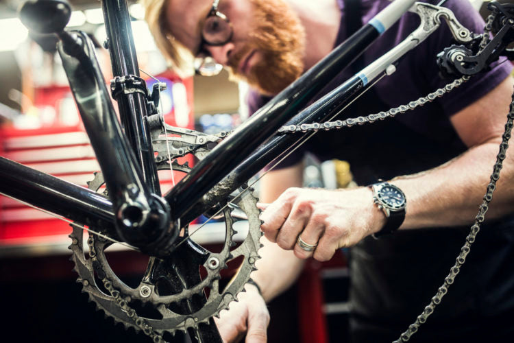 Providing Proper Maintenance for Your Bicycle