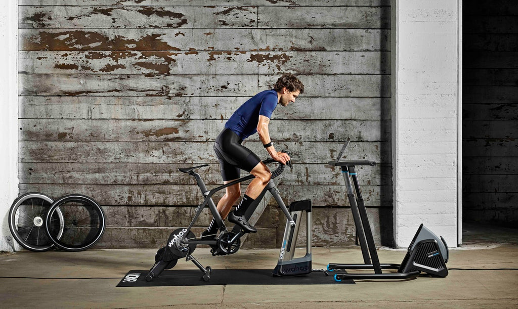 Cycle All Year Round With A Smart Indoor Trainer
