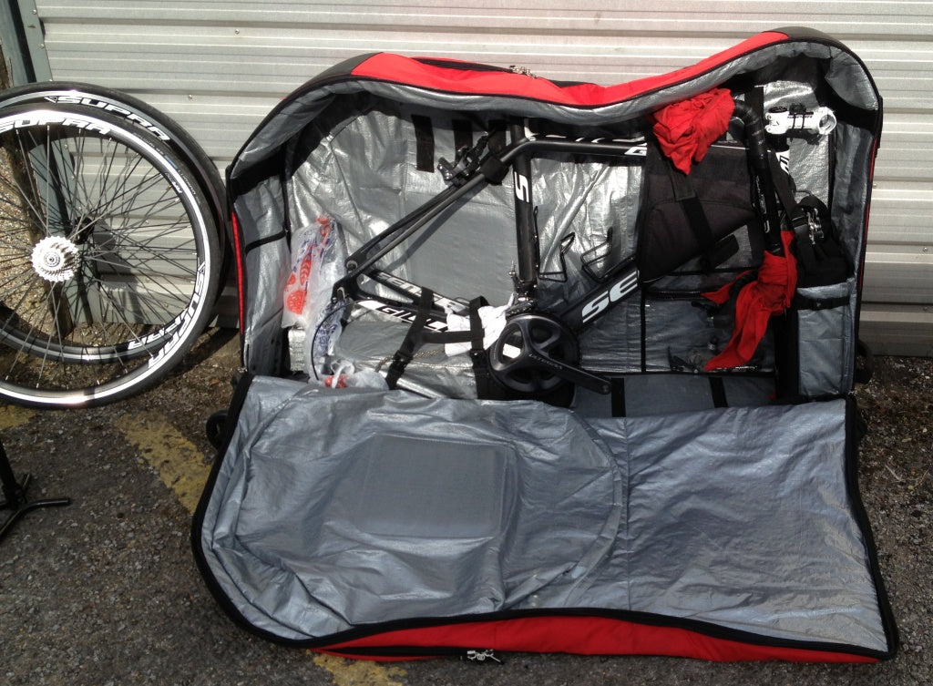 Packing Your Bike Safely for Travel