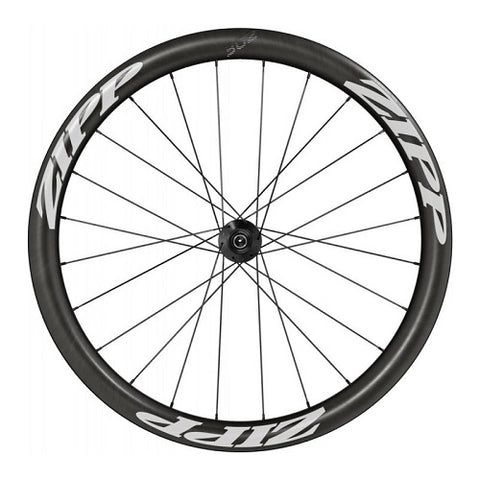 ZIPP 2019 302 Clincher Disc Brake Front Wheel (White Decal)