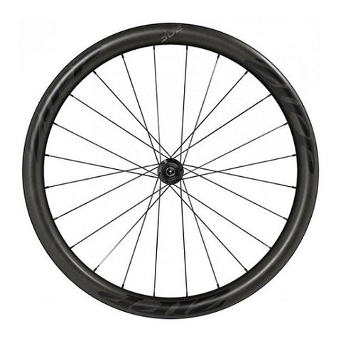 ZIPP 2019 302 Clincher Disc Brake Front Wheel (Black Decal)