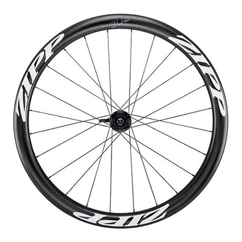 ZIPP 2019 302 Clincher Disc Brake Rear Wheel (White Decal)