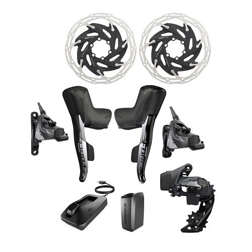 SRAM Force eTap AXS 1 x 12 HRD FM Upgrade Kit