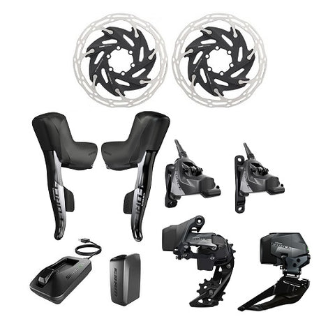 SRAM Force eTap AXS 2 x 12 HRD FM Upgrade Kit