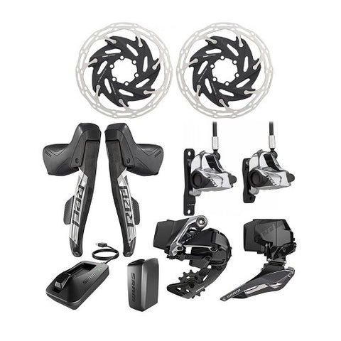 SRAM RED eTap AXS 2 x 12 HRD FM Upgrade Kit